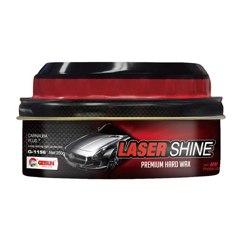 GETSUN carnauba  Plus + long lasting light protection Laser shine premium  hard wax G-1156 for beauty car wax