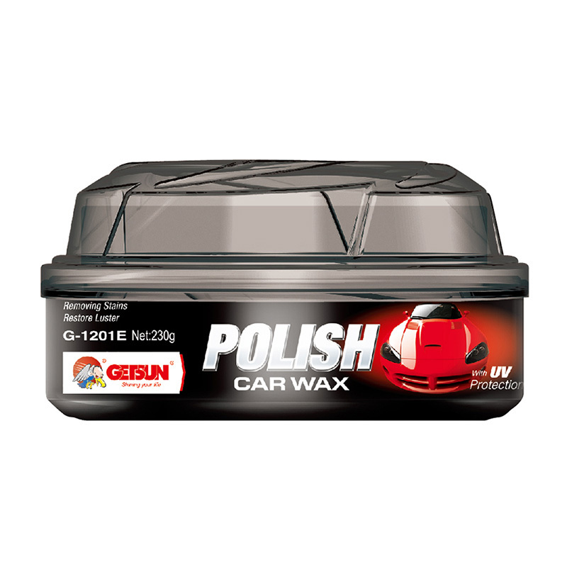 GETSUN carnauba car wax removing stains Restore luster Polish car  wax  G-1201B beauty car wax