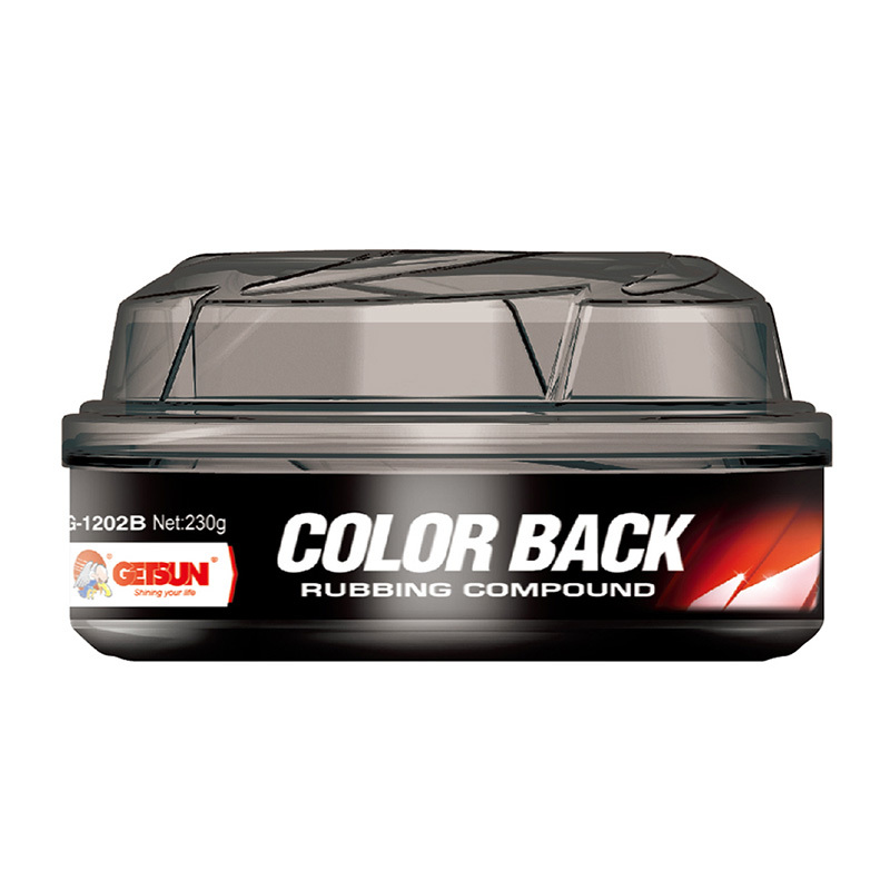 GETSUN Rubbing compound wax  easy to use COLOR BACK G-1201B for car