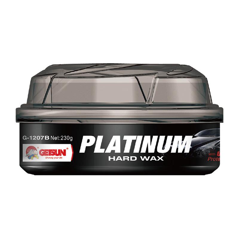 GETSUN hard wax protect car paint Efficient decontamination Uvioresistant 230G*12pcs G-1207B car wax