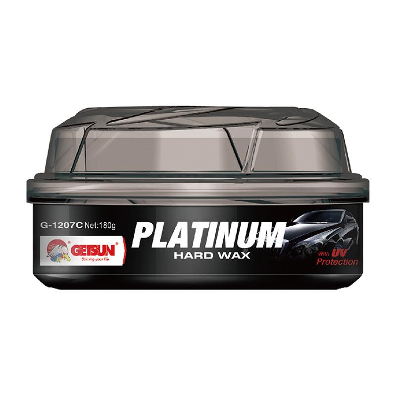 GETSUN hard wax protect car paint Efficient decontamination Uvioresistant 180G*12pcs G-1207C car wax