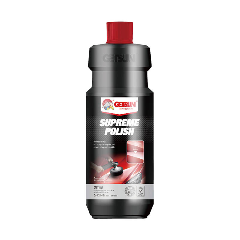 GETSUN buffered formula No damage to the paint  and Remove rotary mark quickly SUPREME POLISH G-1214B for car paint