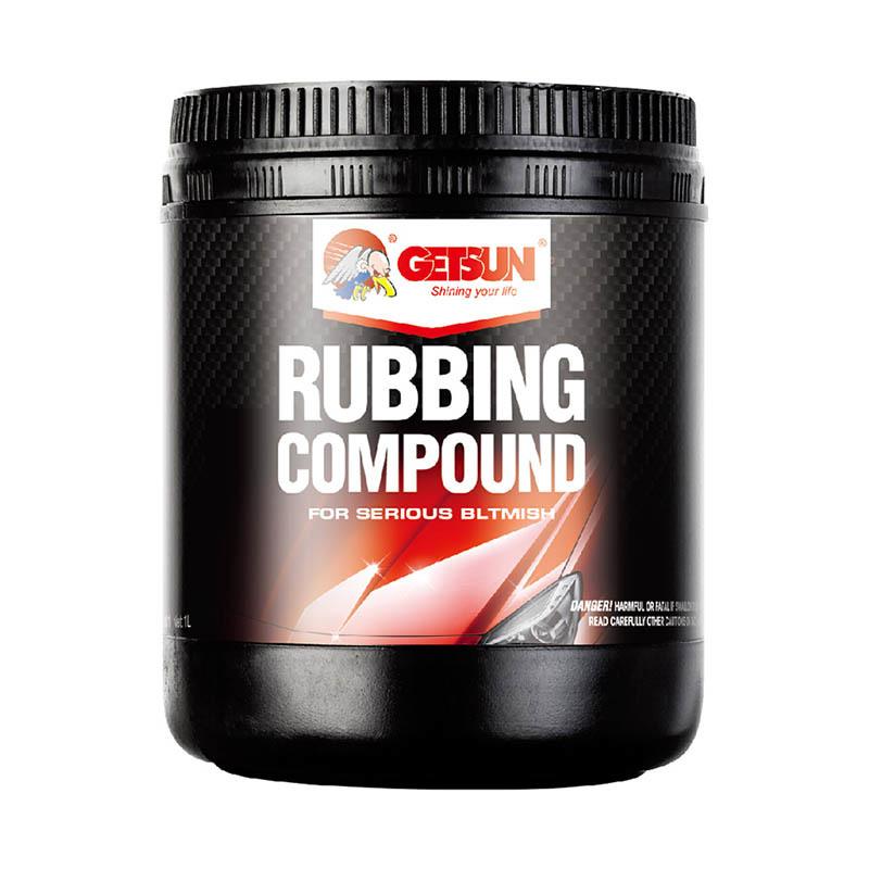 GETSUN high abrasives  Carnauba Rubbing Compound for serious blemish G-3011 for car paint