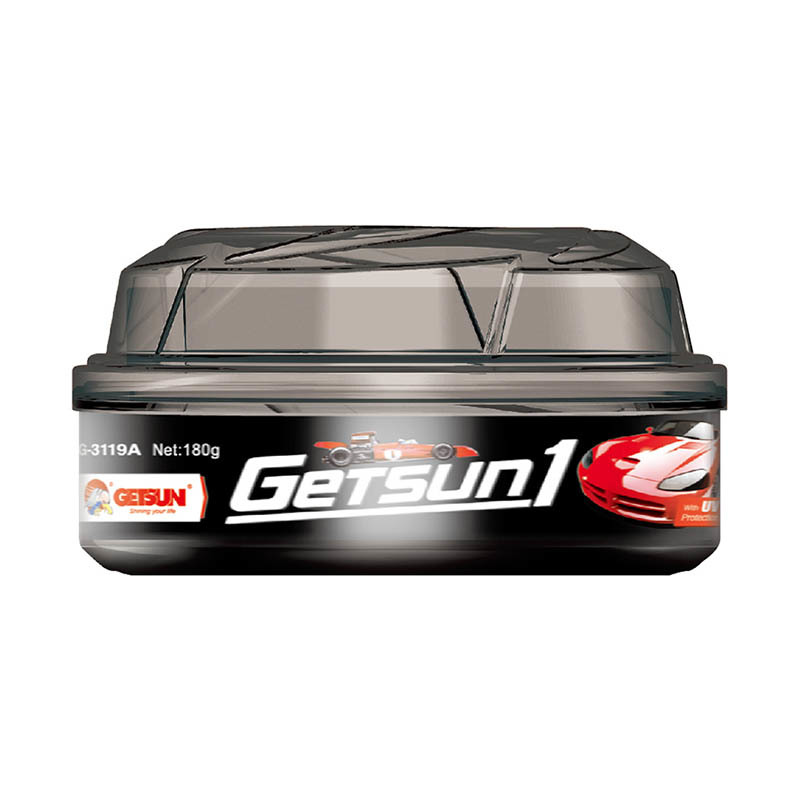 GETSUN 1 soft wax 180G*12PCS Quick polishing Waterproof G-3119A for all car paint