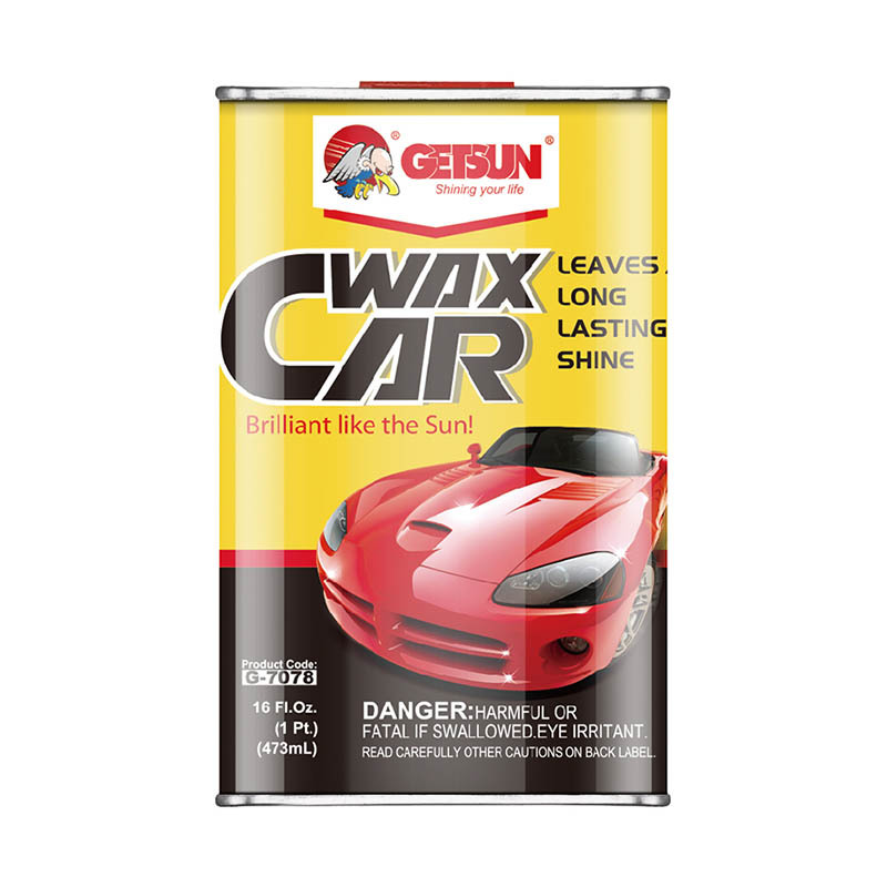 GETSUN Liquid wax Brilliant like the sun  Car wax G-7078 big size for car body