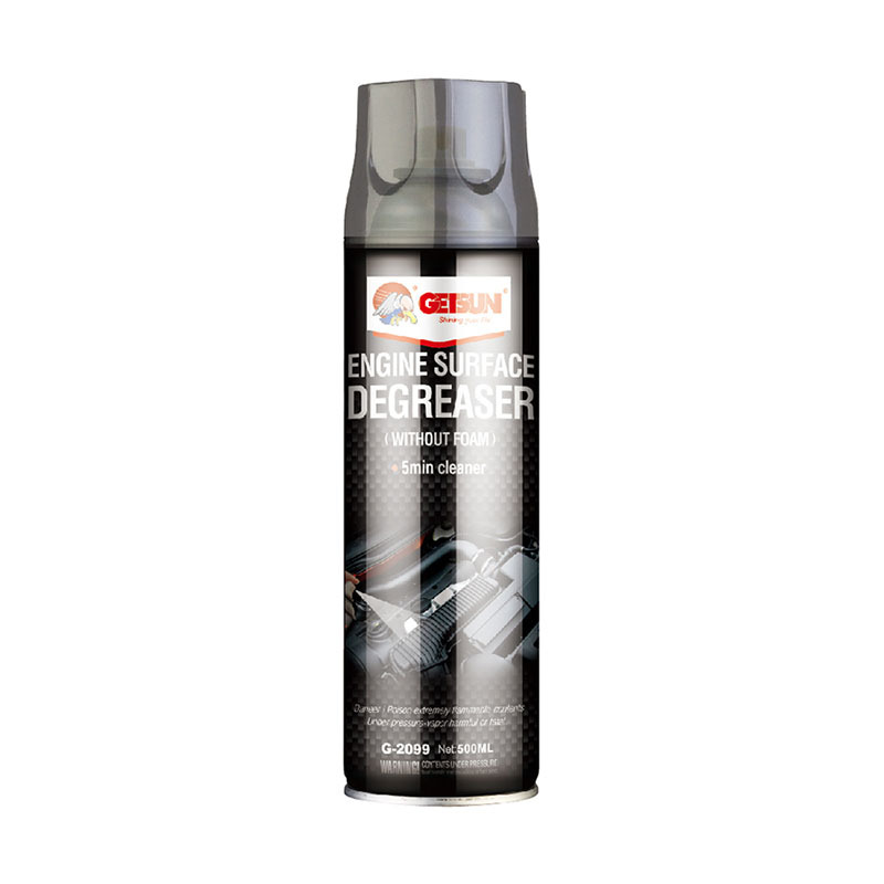 Getsun Engine surface Degreaser G-2099 without foam 5min cleaner