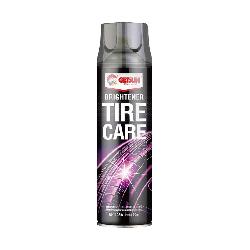 Getsun Brightener polish Tire care G-1108A for car tire